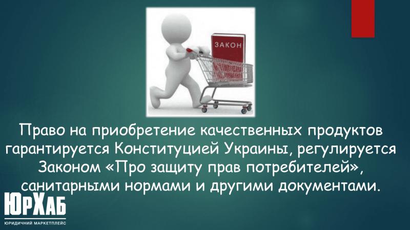 Права предусмотренные законом по защите прав потребителя
