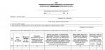 Акт визначення категорій працівників, які підлягають попередньому (періодичним) медичному огляду